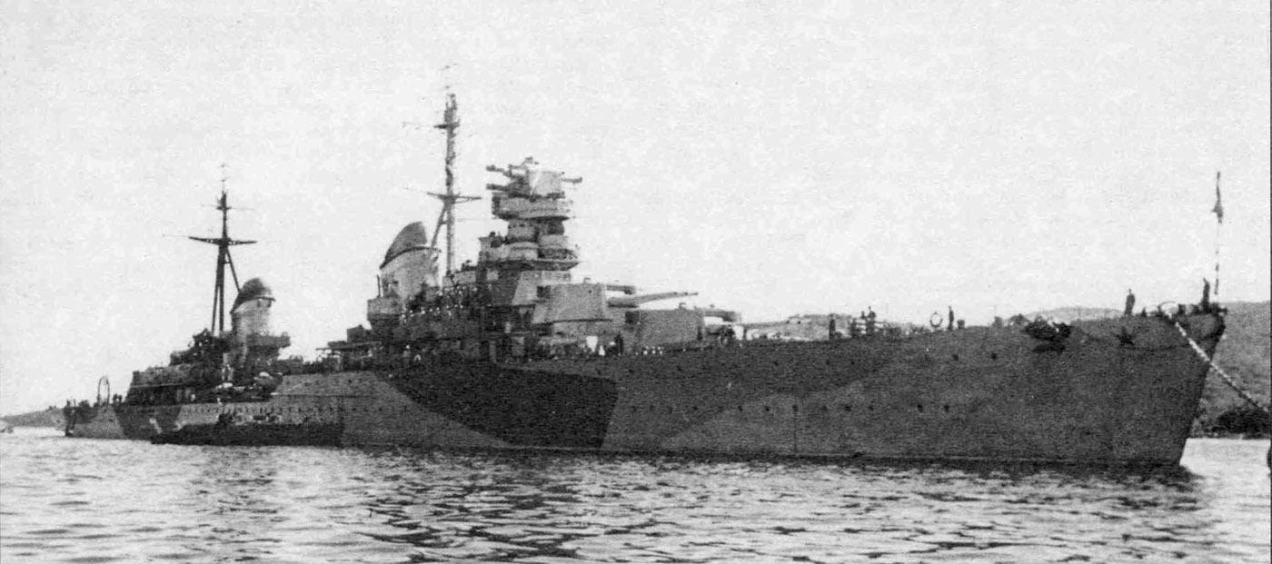 Kalinin camouflaged 1945