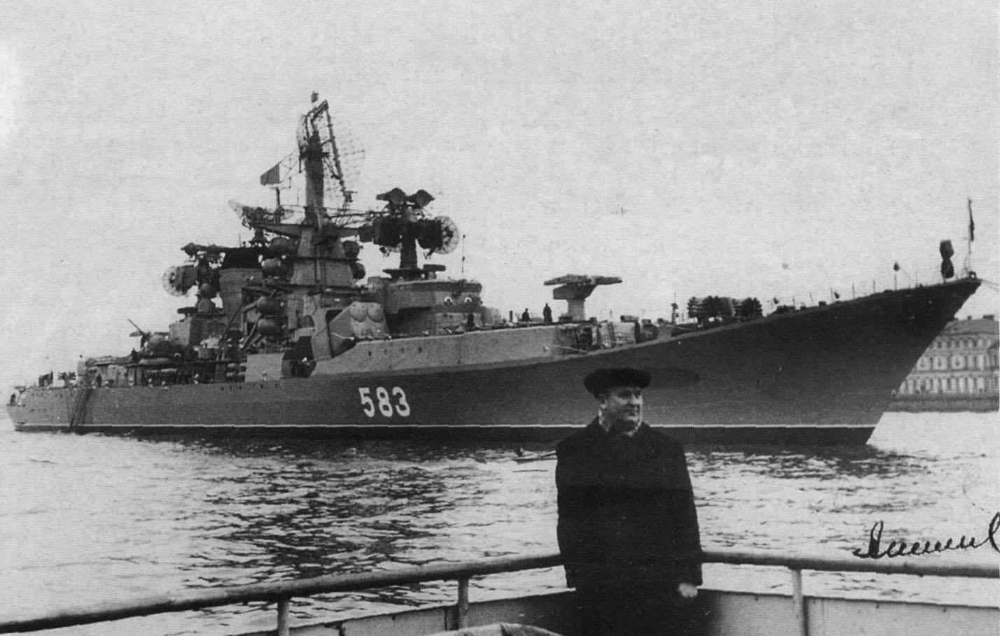 Архив фотографий кораблей русского и советского ВМФ.